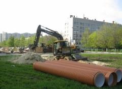 Этапы проектирования и согласования переноса существующих систем канализации и водопровода